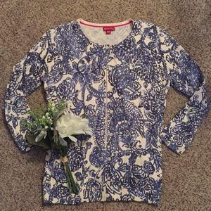 Merona Button Down Sweater